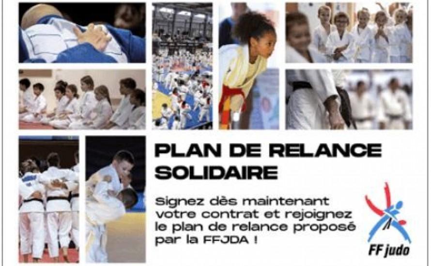 PLAN DE RELANCE DE LA FFDA