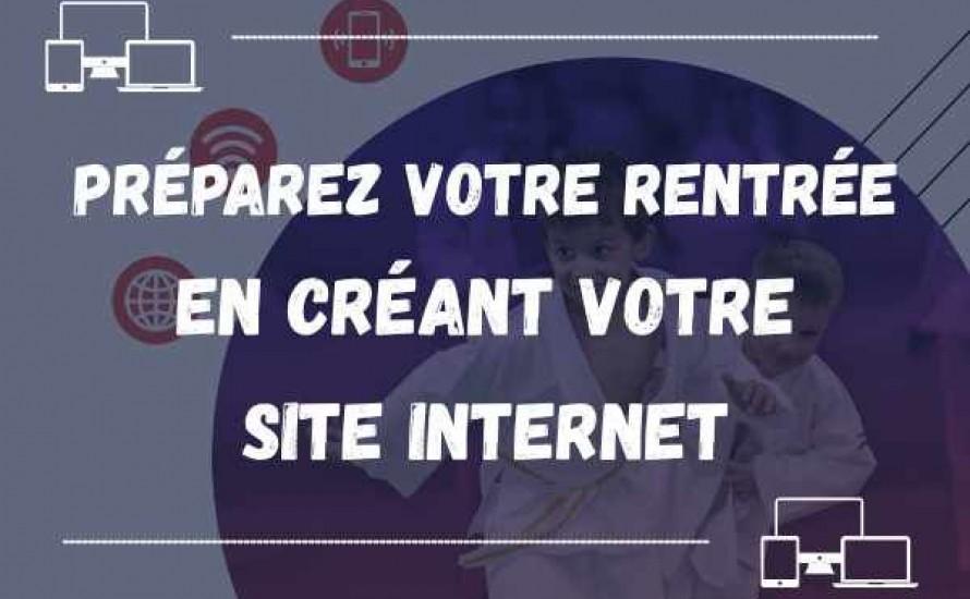 Campagne de communication sur les sites internet