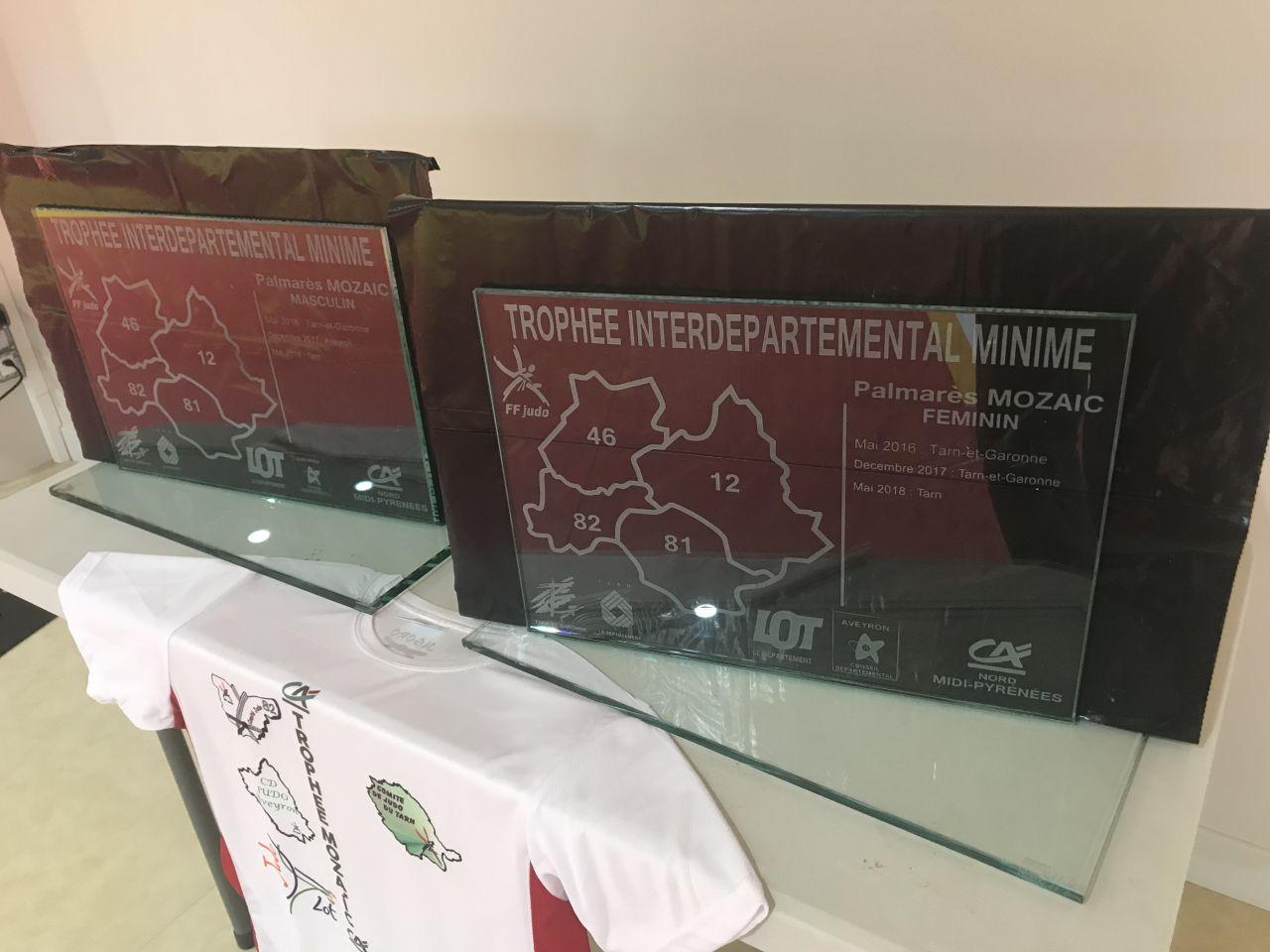 Trophé Mozaïc 2019