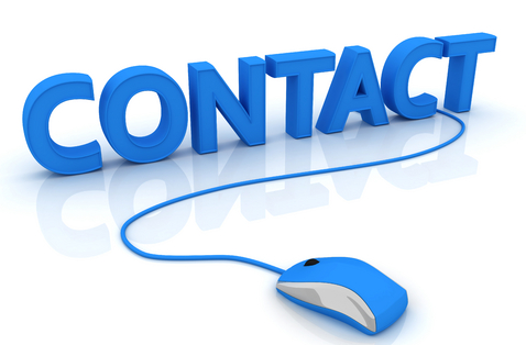 Image de la page 'Contact'