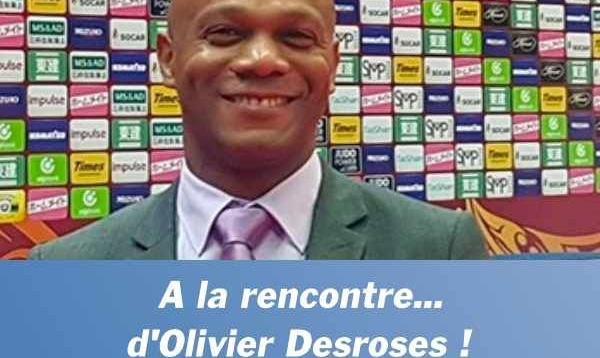 A la rencontre d'... Olivier Desroses !
